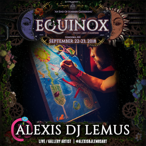 Alexis DJ Lemus