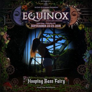 Hooping Bass Fairy