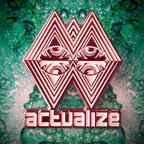 Actualize Pin (Glow-In-The-Dark)