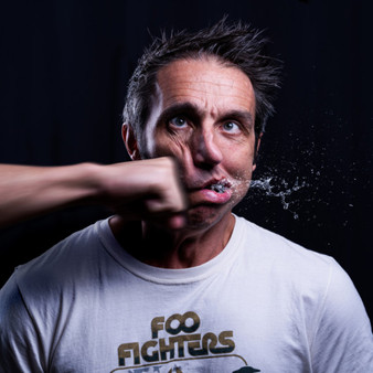 How to Shoot a 'Punch Portrait' Without Actually Getting Punched