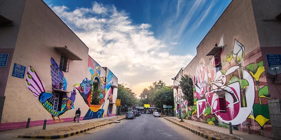 A Walk Through The Art District