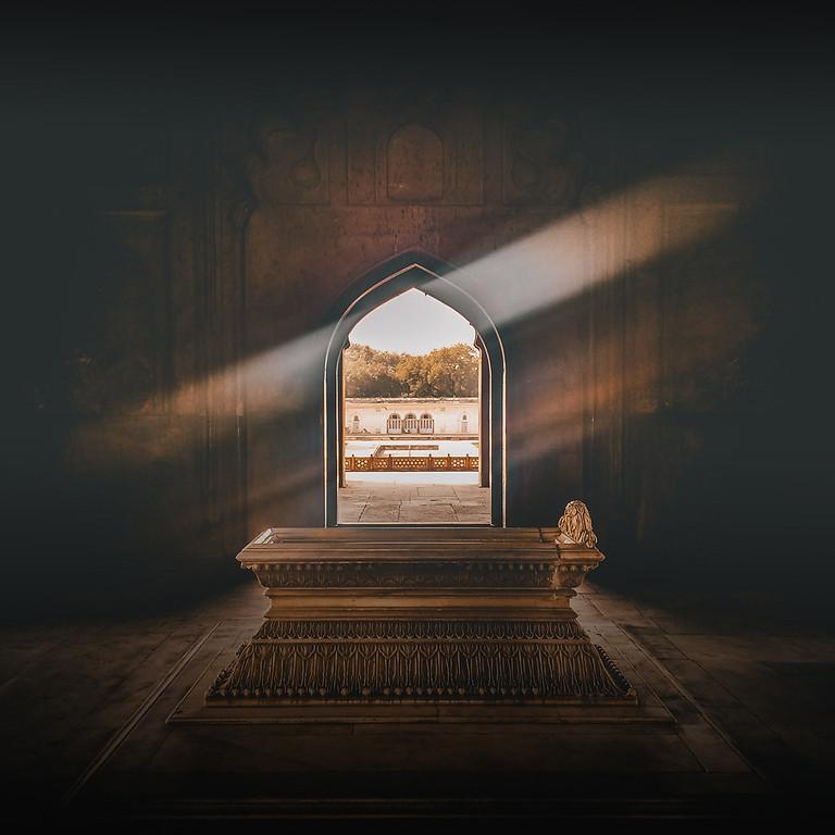 Heritage Photowalk at Humayun's Tomb