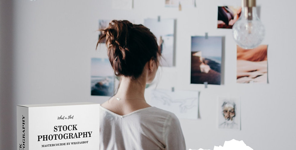 Stock Photography - Mastercourse - Earn 200k Per Year | Whatashot