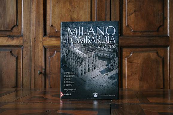 Milano e Lombardia dall'alto