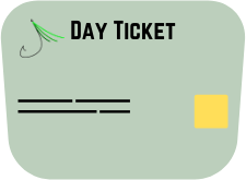 Rivers Day Ticket