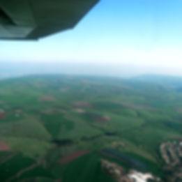 טיסה לרמת הגולן
