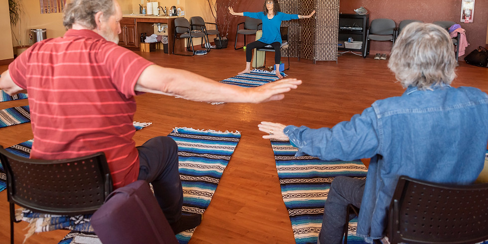 Yoga for PD and Caregivers