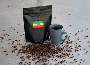 Ethiopian Sidamo Beans
