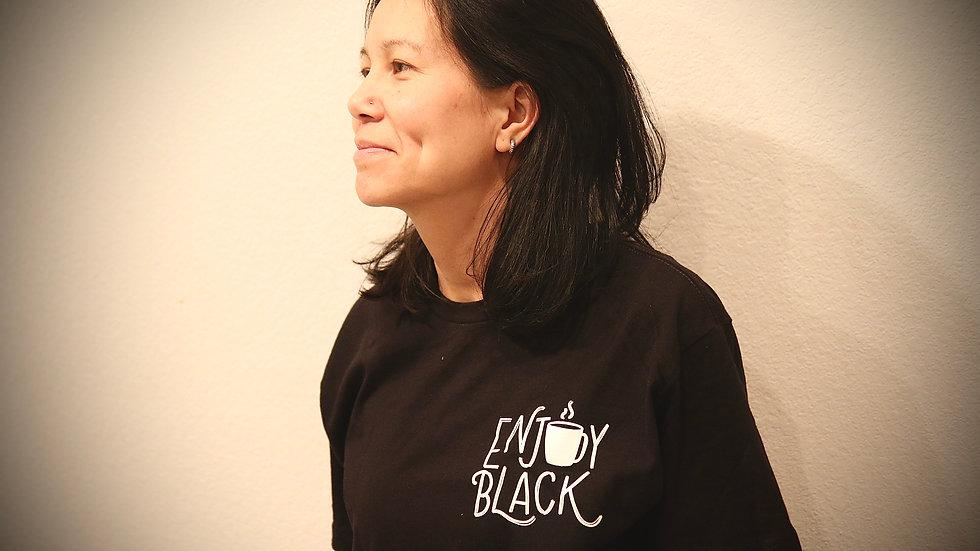 """Enjoy Black"" Shirt"