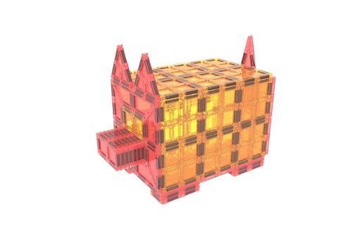 Cheapest magna tiles ,magnetic tiles, picasso tiles 100pieces set