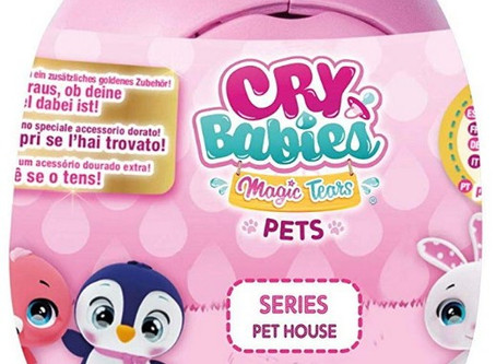 Cry Babies Pets House Series (2020): They're So Lovely!