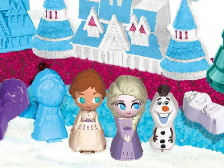 "Cra-Z-Snow, arrange your adventures ""Frozen-2"""