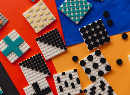 LEGO Dots: Decorate and Personalize!