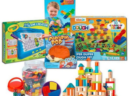 "Toys ""R"" Us Canada: entertainment kits for children. In response to COVID-19"