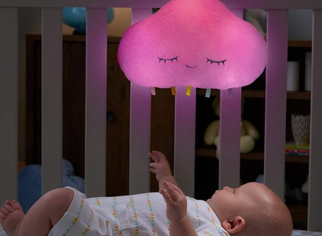 Mattel Sleep Cloud Projector: From Birth!