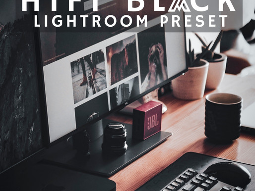 How to Install Your HIFI BLVCK Lightroom Mobile Preset
