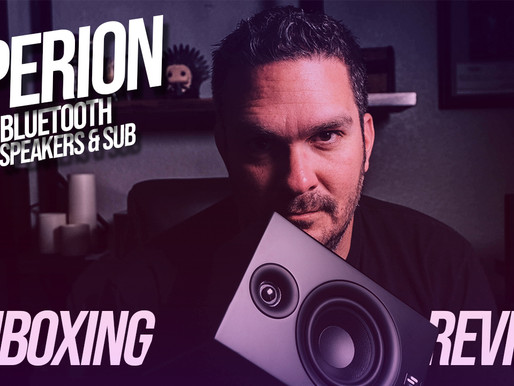 Aperion Audio: Unboxed