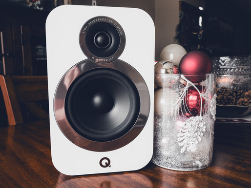 Q Acoustics 3030i Bookshelf Speaker Review