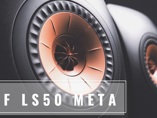 KEF LS50 META Speaker Review