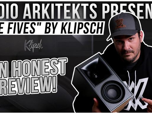 The Fives by Klipsch