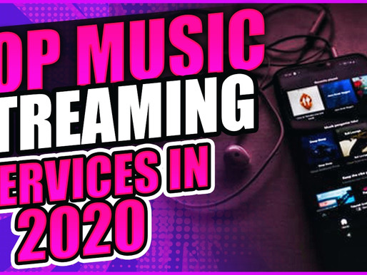 Top Music Streaming Services in 2020