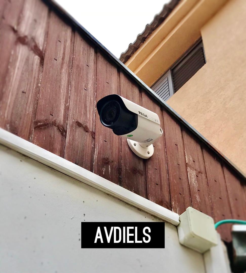 מצלמות אבטחה | Avdiels