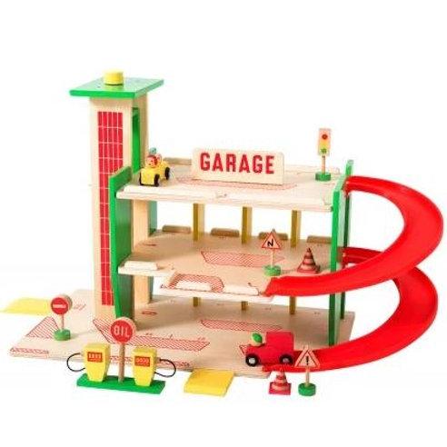Garage de Madera En Mi Ciudad
