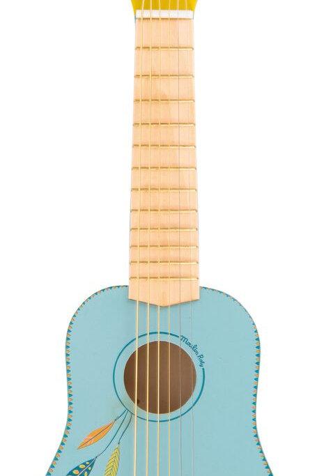 Guitarra El Viaje de Olga