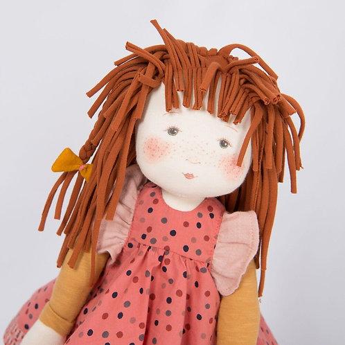 Muñeca Anémone Rosalie