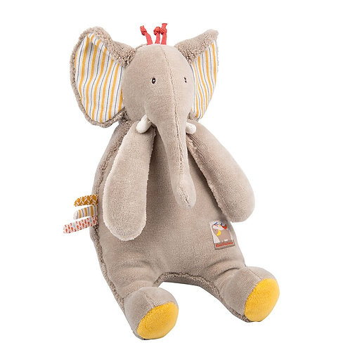 Muñeco musical Elefante Papoum