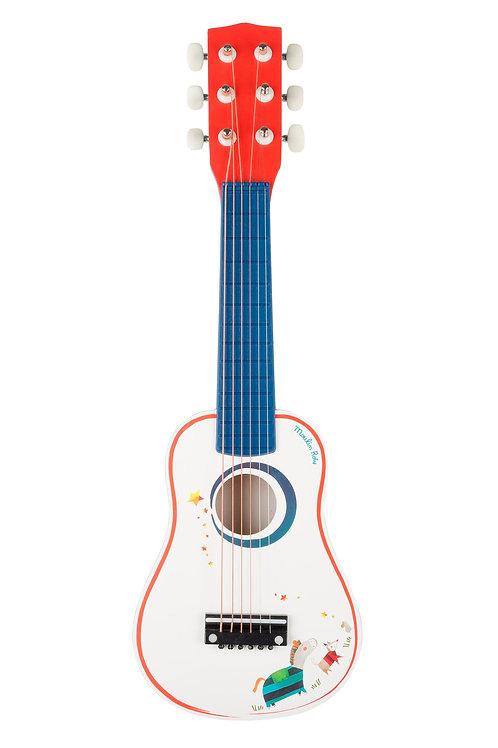 Guitarra Les Zig et Zag