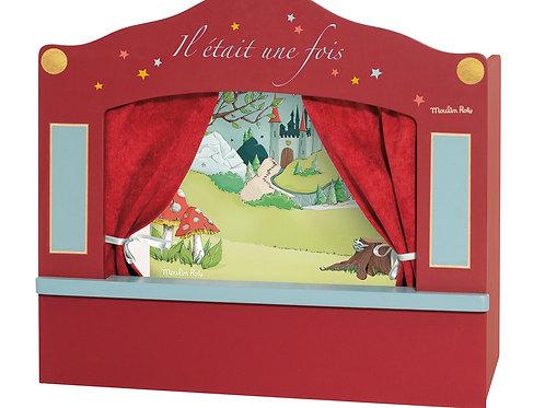 Pequeño Teatro de Marionetas