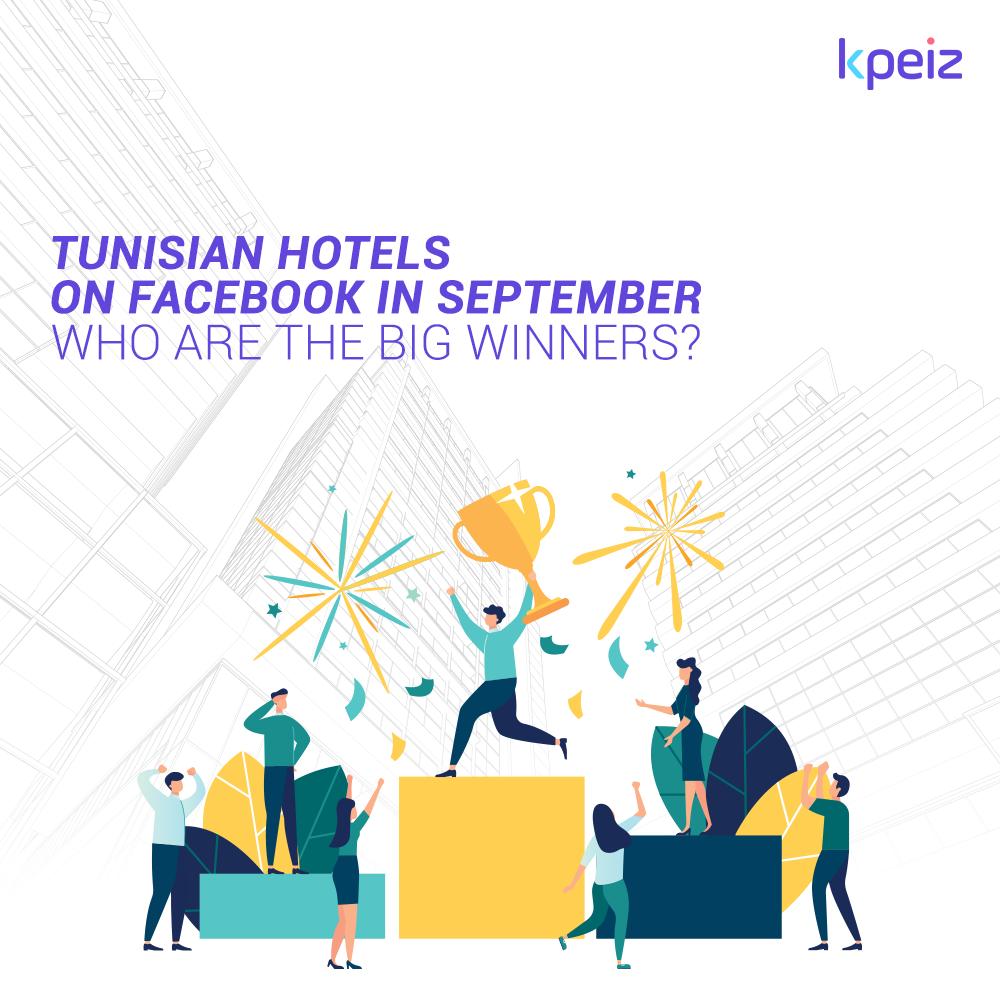 Tunisian Hotels Facebook September