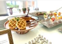 Waffles glúten free