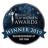Badge Winner_Business Woman of the Year.