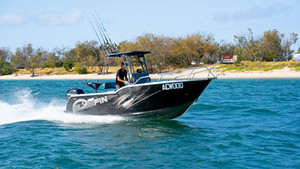 The Fishing Beast - Wrangler 620TT