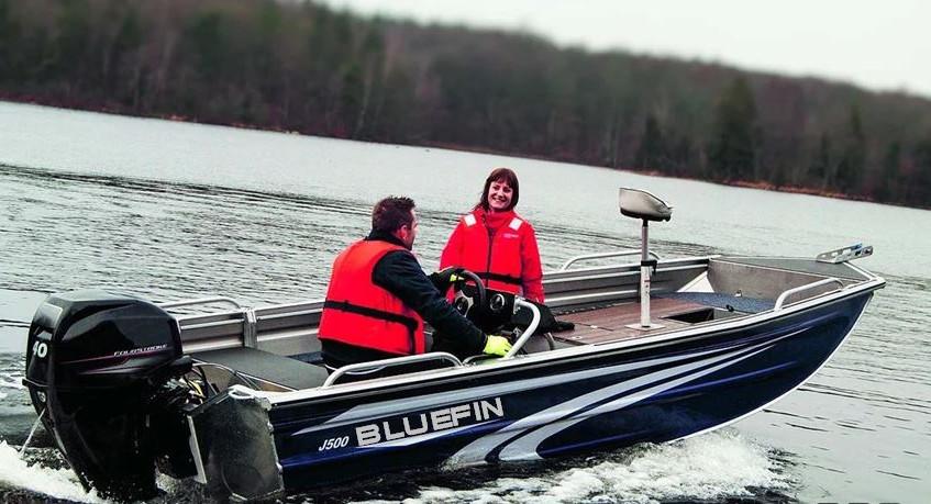Bluefin J500