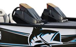 Bass pro twin console