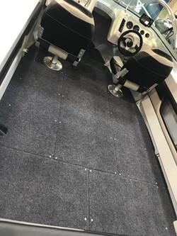 Weekender Cockpit