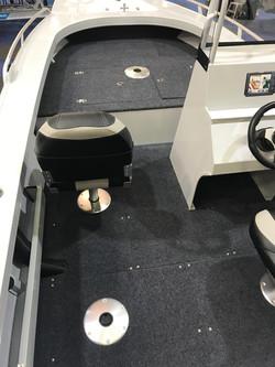 Barracuda Cockpit