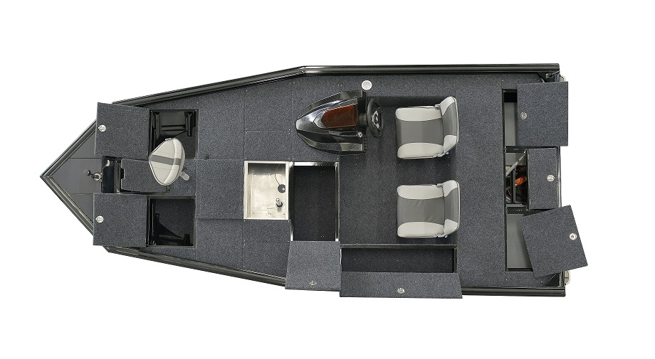 Bass Pro 463 Overhead