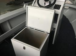 Ranger seat box