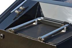 Bass Pro folding ladder