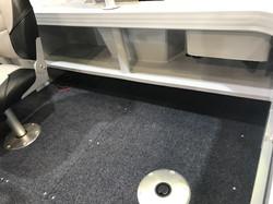 Transom Shelf