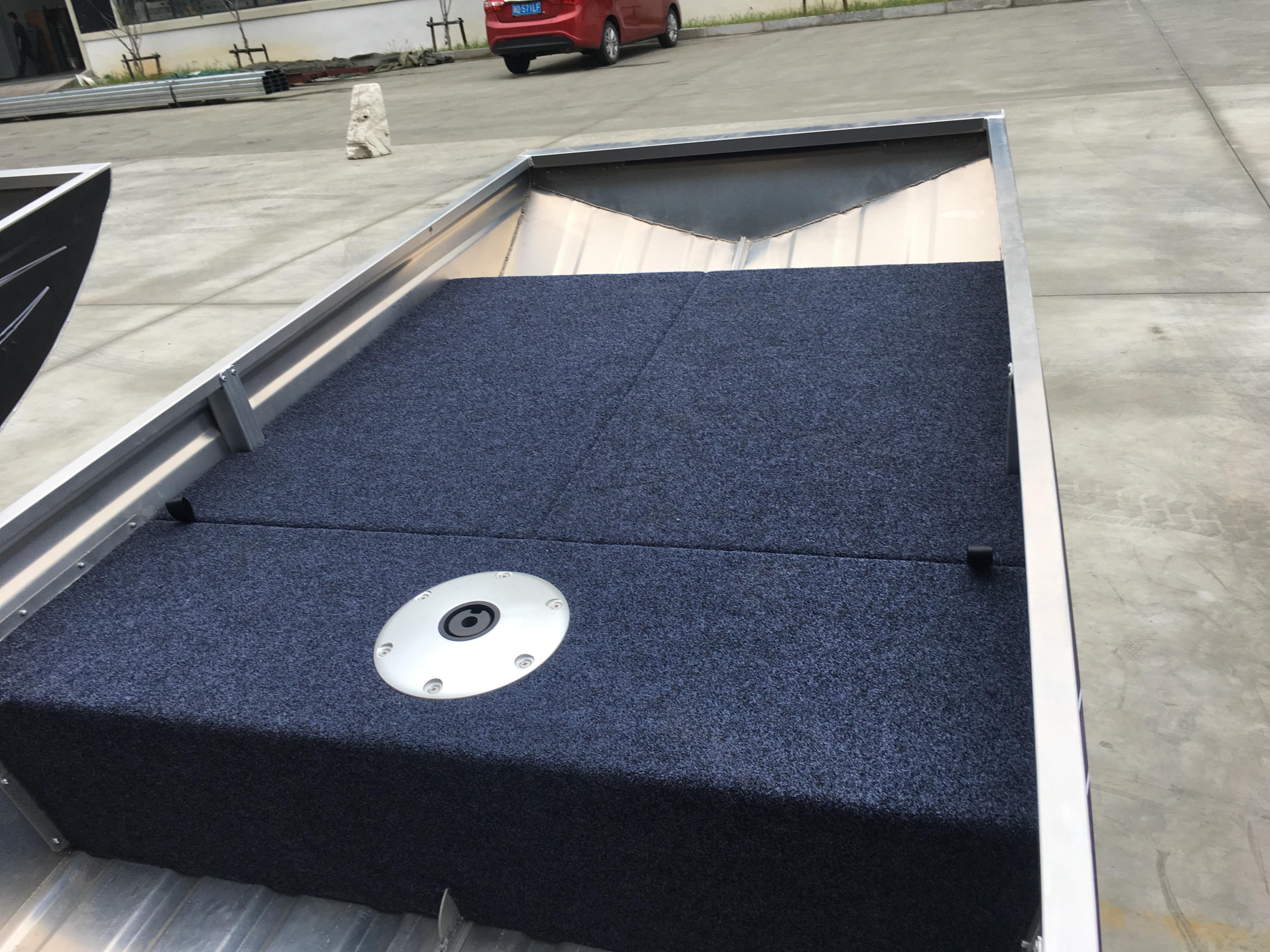 Front Cast Deck