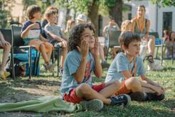 Detské predstavenie ALLES v Kasárňach/Kulturparku