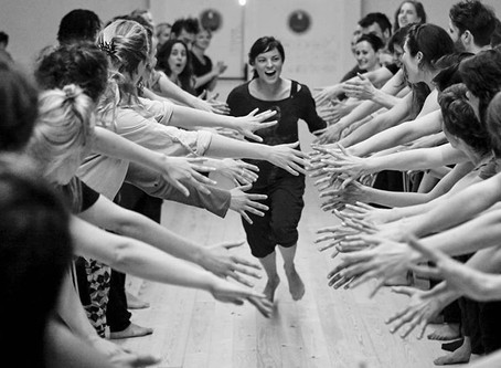 Dramaturgička Katarína Rampáčková o košickom tanečnom festivale Move Fest