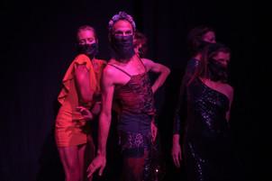 Moderný kabaret Technoburlesque v Tabačke Kulturfabrik