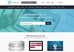 Site de microservices à découvrir !