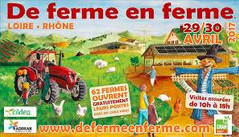 ID' Week-End la France de Ferme en Ferme